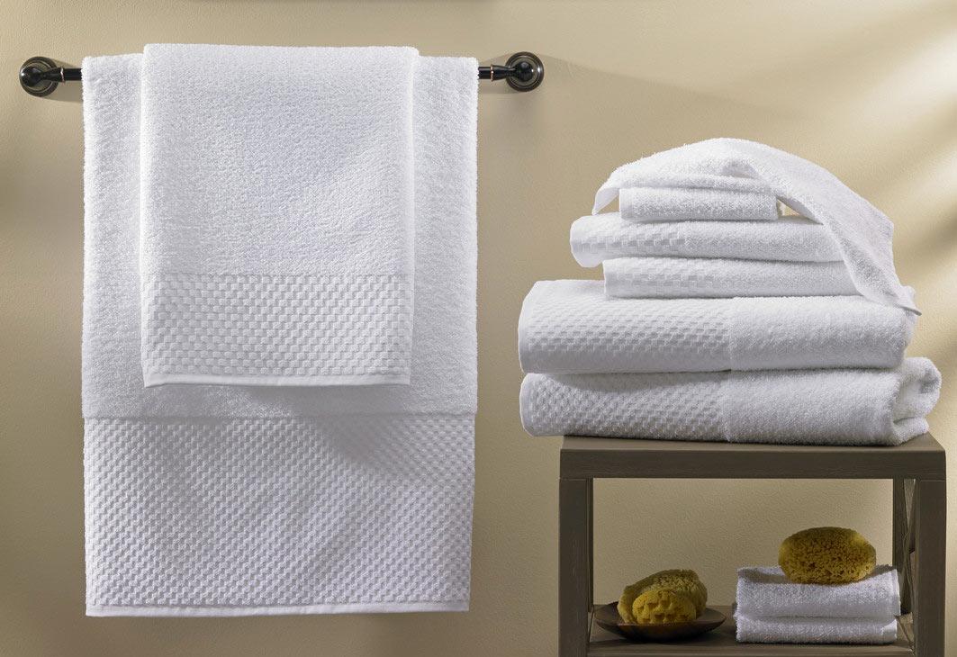 hospitality towel