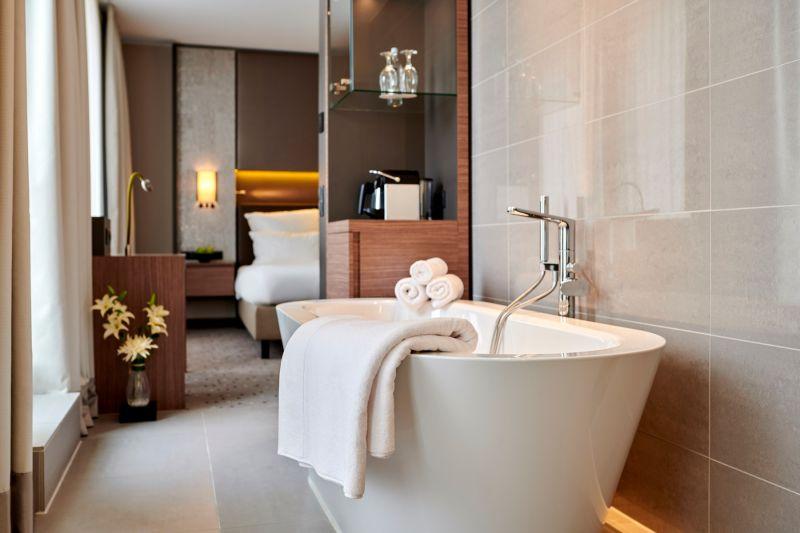 toallas para hoteles