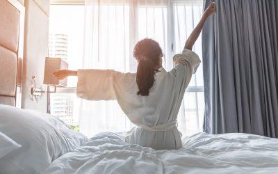 Ventajas de las sábanas blancas