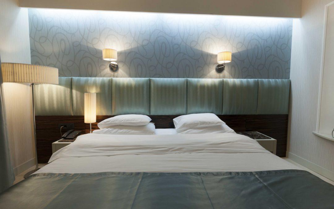 SABANAS DE HOTELES