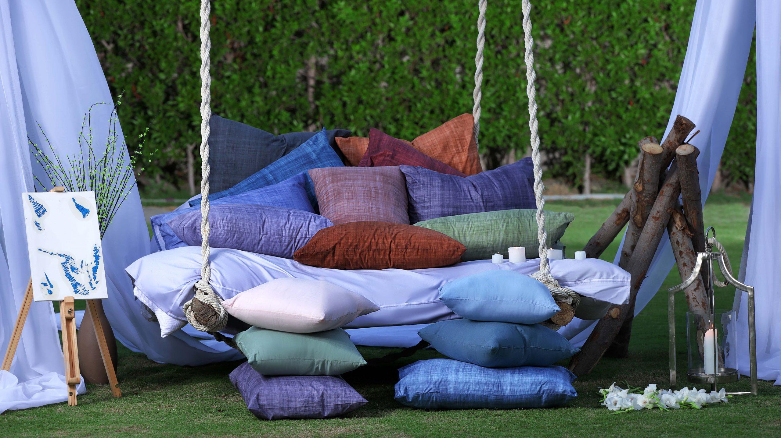 productos textiles variados